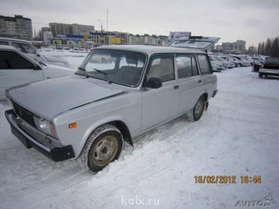 Продается автомобиль ВАЗ-2104. Универсал. Инжектор. 2009 - 104669842.jpg
