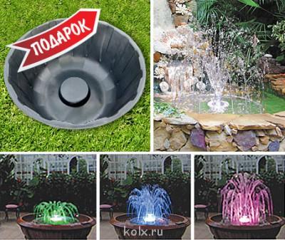«Светодинамические фонтаны. Пластиковый пруд в подарок ». Скидка 20 до 10 октября http: promo actions  - 01_455x383.jpg